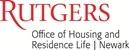 Office of Housing & Residence Life Rutgers University-Newark